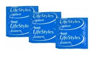 Lifestyles prezervatyvai