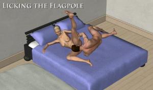 """Oralinio sekso poza """"Stiebas"""""""