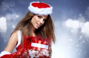 Erotinės Kalėdinės dovanos moterims